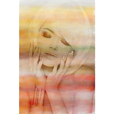 Marmont HIll 'Despair' Painting Print on Wrapped Canvas; 45'' H x 30'' W