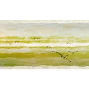 Marmont HIll 'Billingham' Painting Print on Wrapped Canvas; 22.5'' H x 45'' W