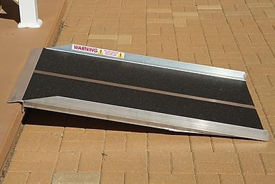 Prairie View Industries Solid Ramp; 5' L x 36'' W