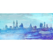 Marmont HIll 'You Have My Heart' by Jen Lee Painting Print on Wrapped Canvas; 22.5'' H x 45'' W