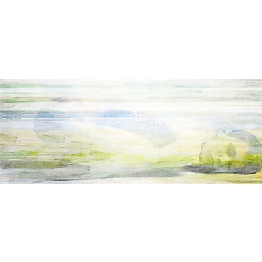 Marmont HIll 'Turtle' Painting Print on Wrapped Canvas; 10'' H x 30'' W