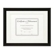 Craig Frames Inc. Document Frames Picture Frame; White / White