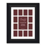 Craig Frames Inc. 581Collage 13 Photograph Picture Frame; 12'' x 16''