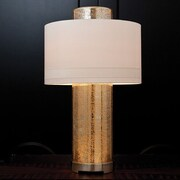 Global Views Glass Lighthouse 33.5'' Table Lamp