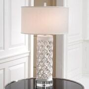 Global Views Arabesque 31.5'' Buffet Lamp