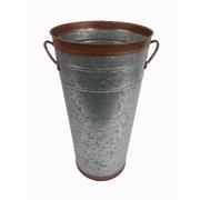 Craft Outlet Tin Pot Planter