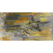 Marmont HIll 'Whirly Bird' Painting Print on Wrapped Canvas; 22.5'' H x 45'' W