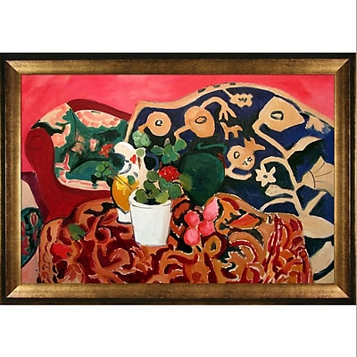 Tori Home Spanish Still Life by Henri Matisse Framed Painting