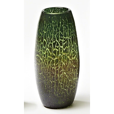 Global Views Crackled Vase; Small