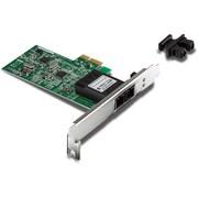 TRENDnet – Adaptateur PCIe à fibre optique SC 100Base