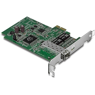 TRENDnet SFP PCIe Adapter