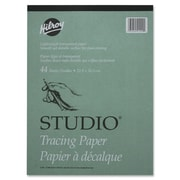 "Hilroy Tracing Paper Pad, 9"" x 12"", 44 Sheets"