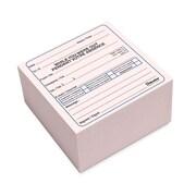 Blueline - Bloc de papier cube pour messages, bilingue, 4 po x 4 po, 512 feuilles