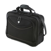 Olympia Polyester Business Laptop Carrying Holder Bag Storage Case in Black, 13""