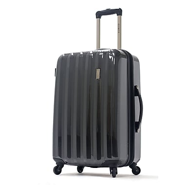 Olympia Polycarbonate Luggage Titan Expandable Carry-On Hardside Spinner 21