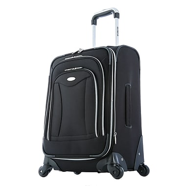 Olympia Luxe Expandable Carry On Upright Bag 21