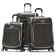 Olympia Polyester Tuscany 3-Piece Luggage Set