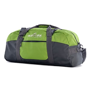Olympia Polyester Luggage Sports Duffel Bag 30