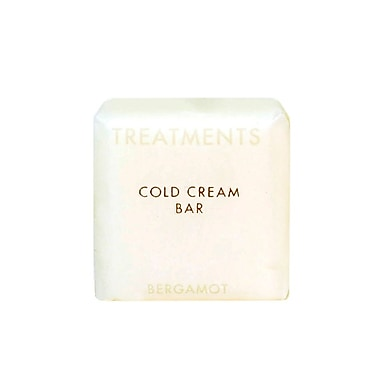 Hunter Amenities Bergamot Cold Cream Bar, 1 oz.