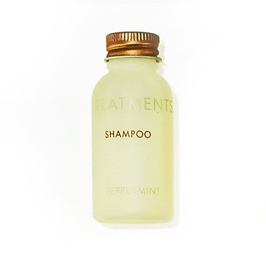 Hunter Amenities Peppermint Shampoo, 1 oz., 200/Case
