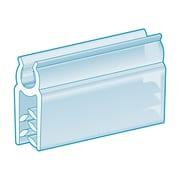 KostklipMD – Pinces et poignées d'affiches à pression pour fils, 1,5 po, transparent, paquet de 100 (50WG-100593)