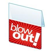 "Kostklip® Signature Series ""Blow Out!"" Bib ShelfTalker™, 1.25"" x 2.5"", 100/Pack (SSGK-103828)"