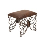 Woodland Imports Metal Stool