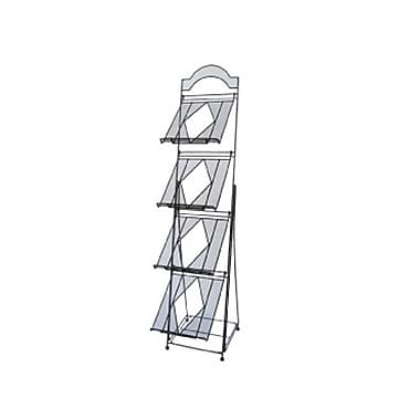 4-Shelf Literature Holder, 11