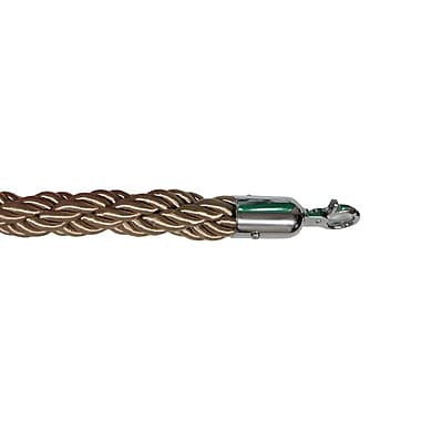 Twisted Stanchion Rope, Gold