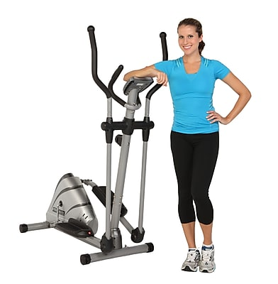 Exerpeutic Metal & Plastic 1000Xl Heavy Duty Magnetic Ellipticals with Pulse