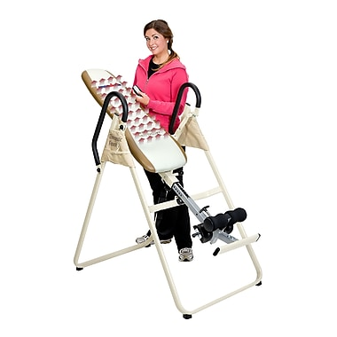 Ironman Stainless Steel Infrared Therapy Inversion Table