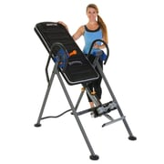 Ironman Stainless Steel iControl 500 Disk Brake System Inversion Table with Air Tech Backrest
