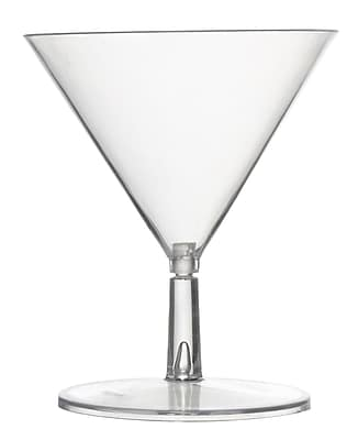 Tiny Temptations Tini Glass 2/Piece