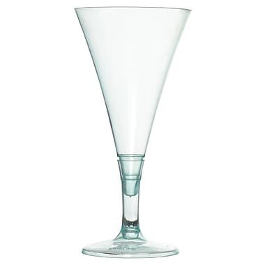 Tiny Temptations Plastic Two Piece Champagne Flute 2 Oz.
