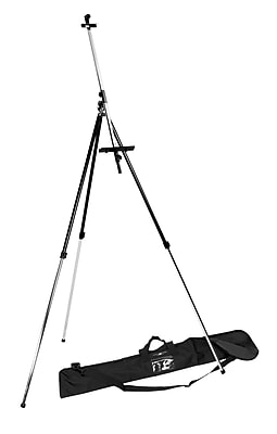 Studio Designs Steel Black Student Field Easel With Bag 38