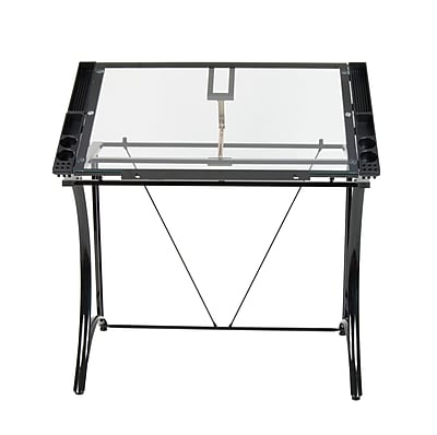 Studio Designs 41''Lx23.75''D Square Drafting Table, Steel