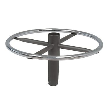 Studio Designs Steel Foot Ring Pewter