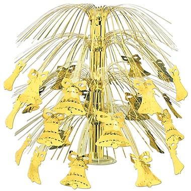 Gold Bell Cascade Centerpiece, 18