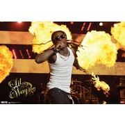 "Pyramid America™ ""Lil' Wayne - Fire"" Poster"