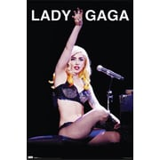 "Pyramid America™ ""Lady Gaga - Stage"" Poster"