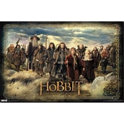 """Pyramid America™ """"The Hobbit - Group"""" Poster"""