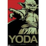 "Pyramid America™ ""Star Wars - Yoda"" Poster"