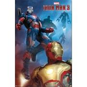 "Pyramid America™ ""Iron Man 3 Patriot"" Poster"