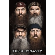 "Pyramid America™ ""Duck Dynasty Beards"" Poster"