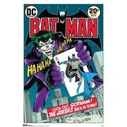 "Pyramid America™ ""Batman - 251 Joker Cover"" Poster"