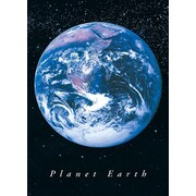 """Pyramid America™ """"Planet Earth From Space"""" Poster"""