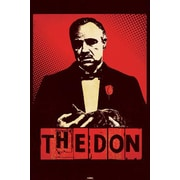 """Pyramid America™ """"The Godfather The Don"""" Poster"""