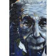 "Pyramid America™ Steven Fishwick ""Einstein - It's All Relative"" Poster"