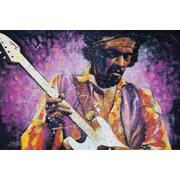 "Pyramid America™ ""Jimi Hendrix - Watchtower Street"" Poster"