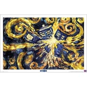 "Pyramid America™ ""Doctor Who - Exploring Tardis"" Poster"